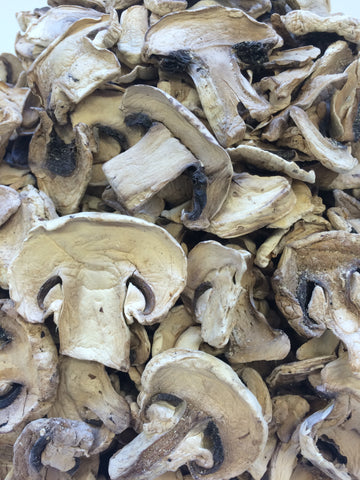 Dried Organic USA Champignon Mushrooms