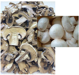 Dried Champignon Mushrooms