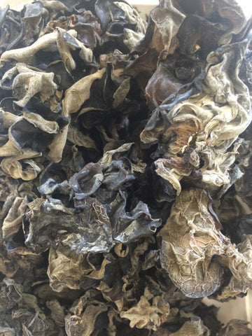 Dried Cloud Ear Mushrooms (bulk)