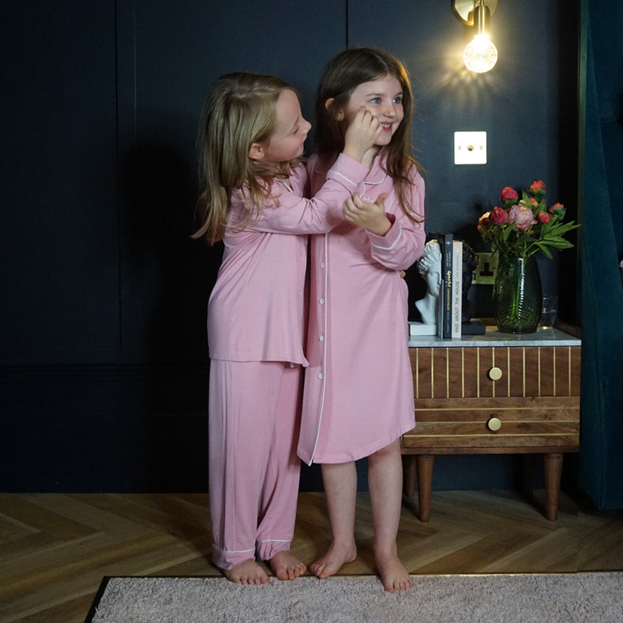 Pink Kids Nightshirt