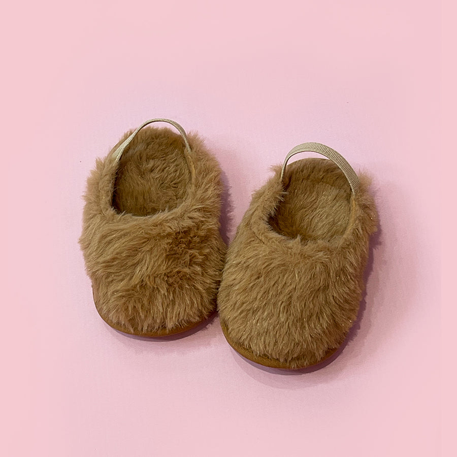 Baby Furry Slippers