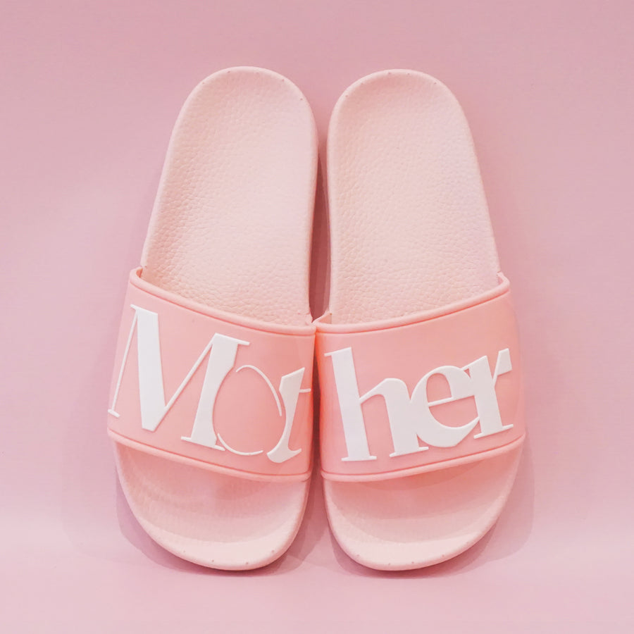 Pink & White Sliders
