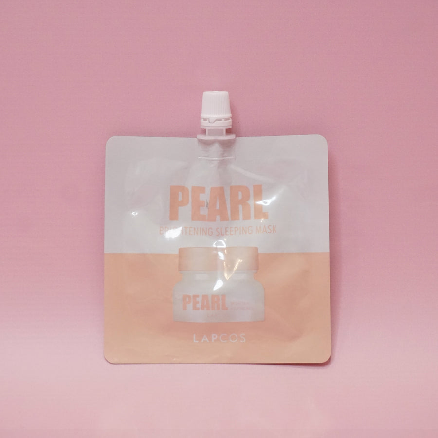 Pearl Sleeping Cream