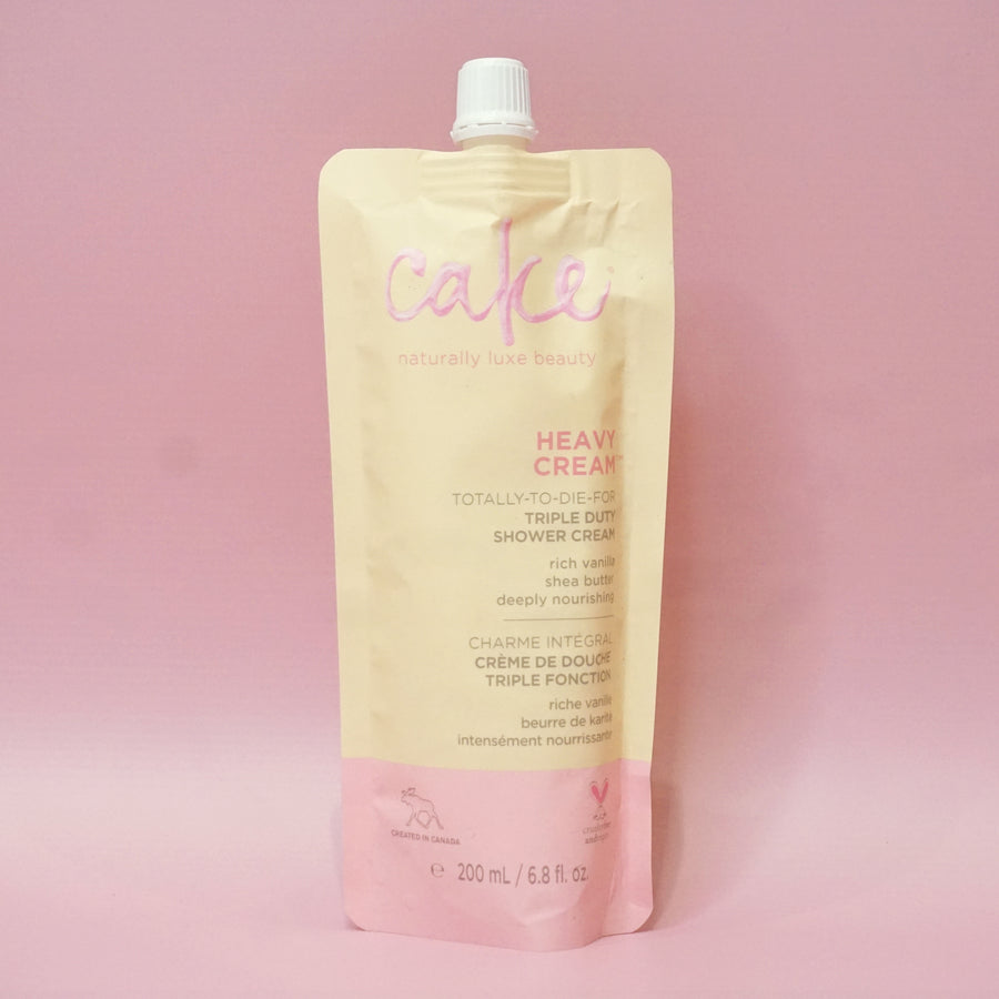 Cake Shower Cream