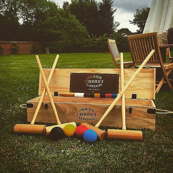 Bocce, Cornhole, Croquet or other Yard Games