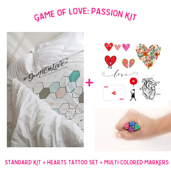 Game Of Love: Passion Kit