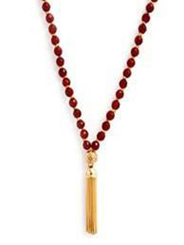 Mala - The Carnelian - Color
