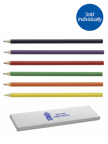 National Senior Health & Fitness Day® Coloring Pencils