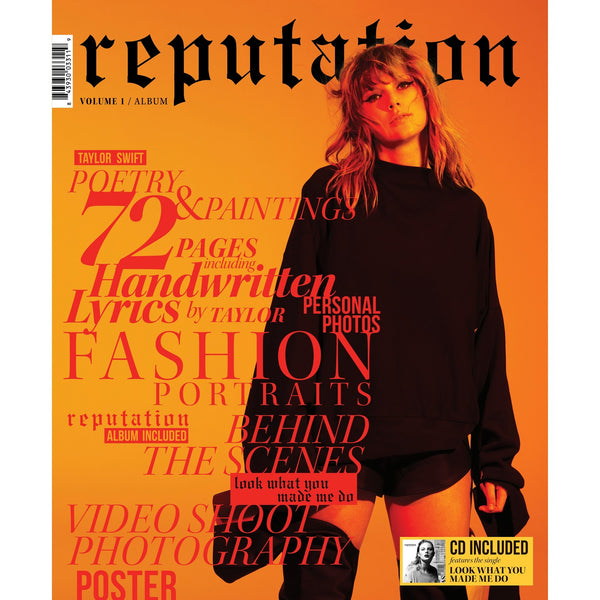 reputation Bundle: Magazines Volume 1&2