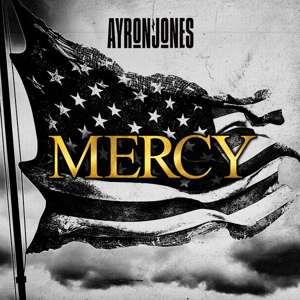 "Ayron Jones - ""Mercy"" - Digital Download"