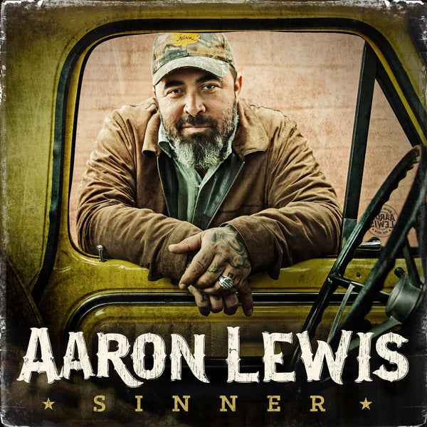 Aaron Lewis - Sinner - CD