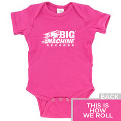 Big Machine Records Onesie