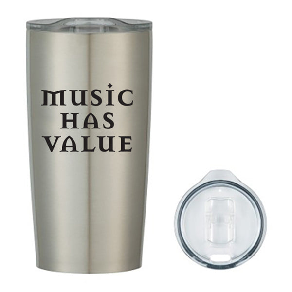 MHV Hot Cold Travel Mug