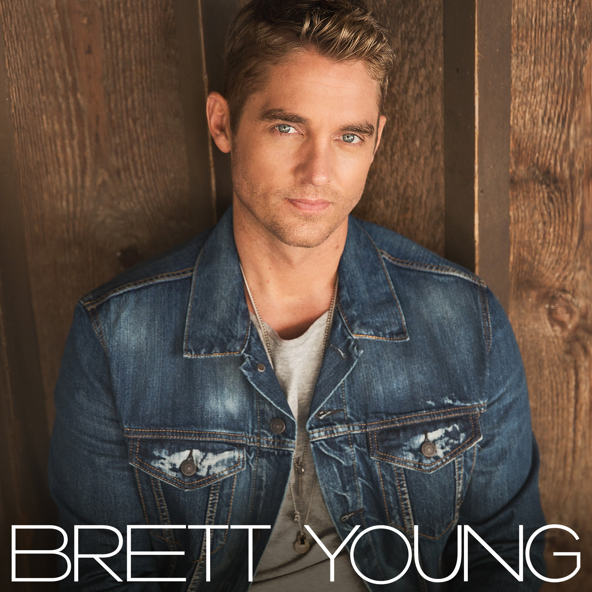 Brett Young Self Titled Cd Brett Young Big Machine Label Group