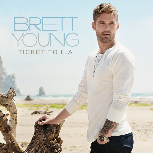 Brett Young - Ticket To L.A. - CD