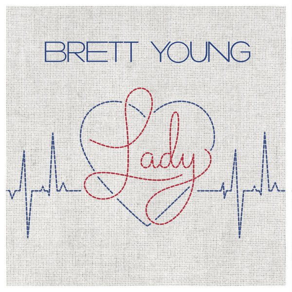 "Brett Young - ""Lady"" - Digital Download"