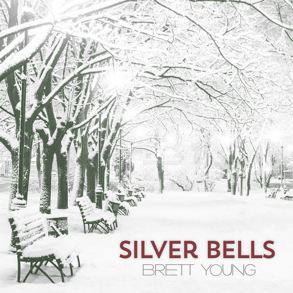"Brett Young - ""Silver Bells"" - Digital Download"