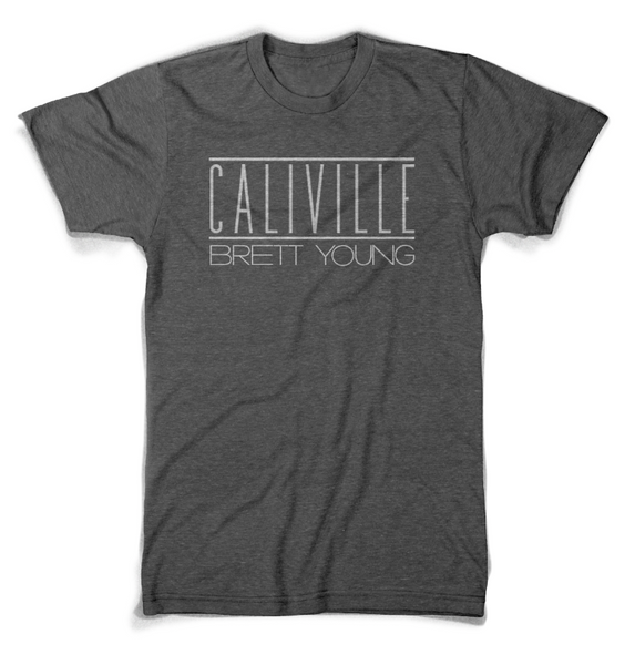 25cdcab35 Brett Young - CALIVILLE Tee | Men's | Big Machine Label Group