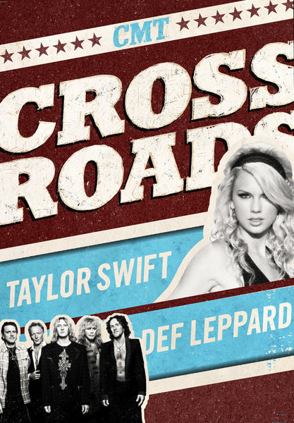 Taylor Swift - CMT Crossroads Featuring Def Leppard - DVD