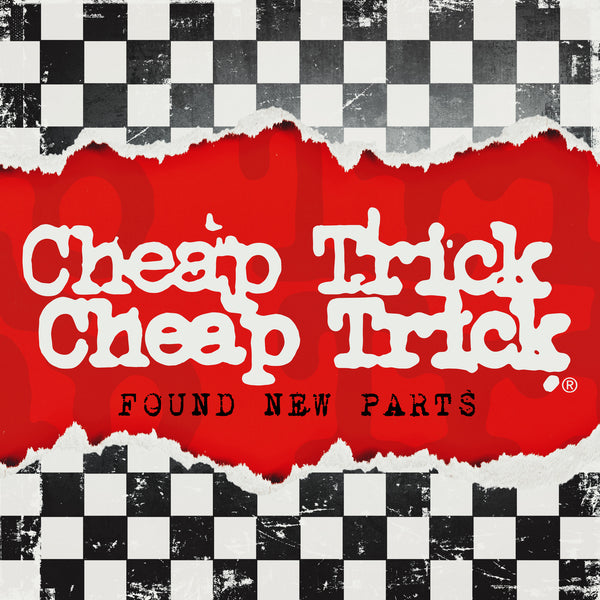 "Cheap Trick - Found New Parts - 10"" Record Store Day Vinyl"