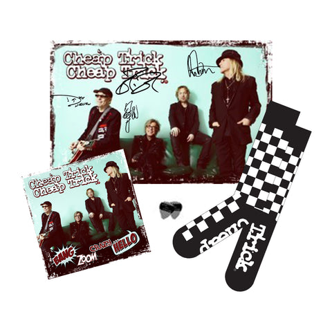 Bang, Zoom, Crazy...Hello - Cheap Trick Day Bundle