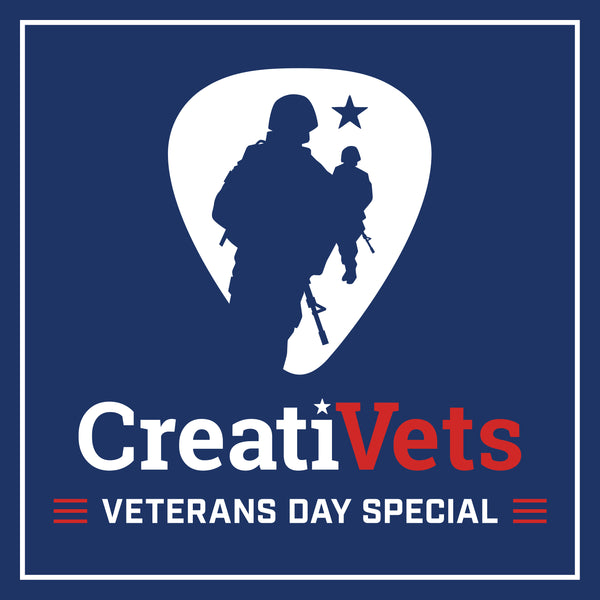 "CreatiVets - ""Veterans Day Special"" - Digital Download"