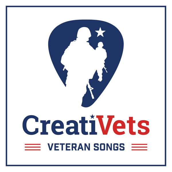 CreatiVets - Veteran Songs - Digital Download