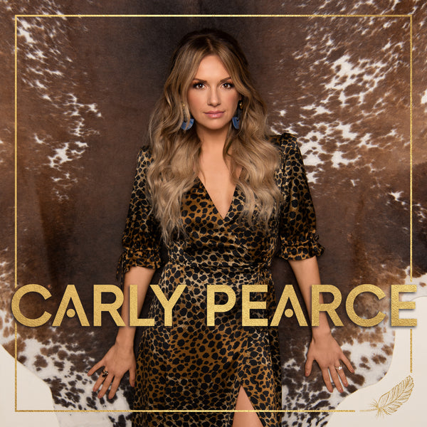 Carly Pearce - Self-Titled Album - CD