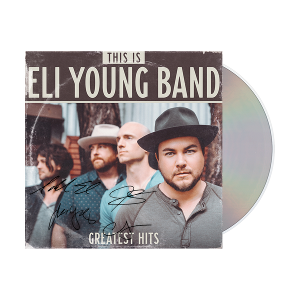 This Is Eli Young Band - Autographed CD