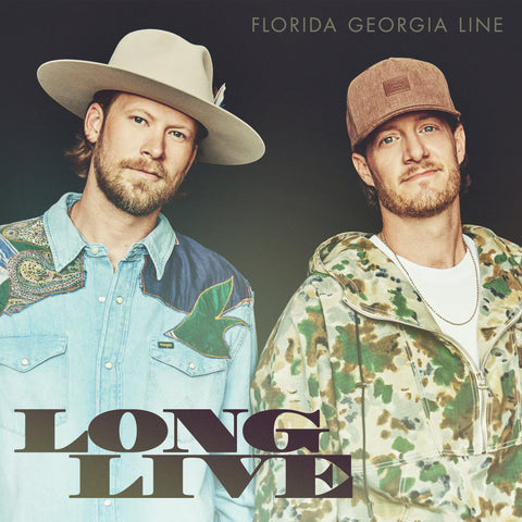 "Florida Georgia Line - ""Long Live"" - Digital Download"