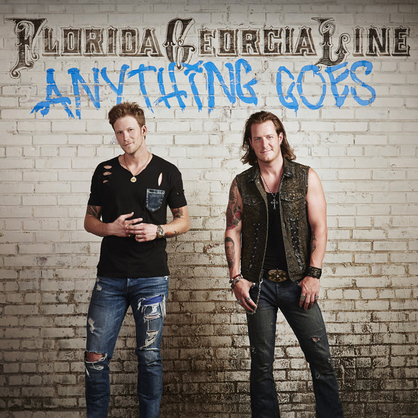 Florida Georgia Line - Anything Goes - Digital Download
