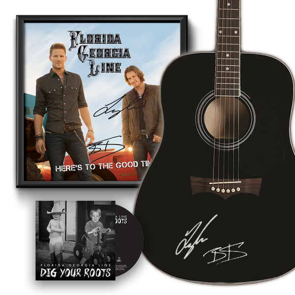 Florida Georgia Line - Guitar Bundle