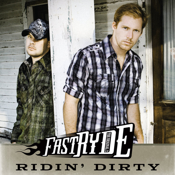 Fast Ryde - Ridin' Dirty - Digital Download