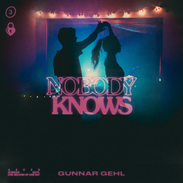 "Gunnar Gehl - ""Nobody Knows"" - Digital Download"