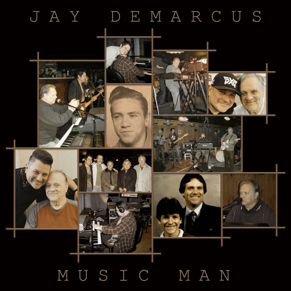 "Jay DeMarcus - ""Music Man"" - Digital Download"