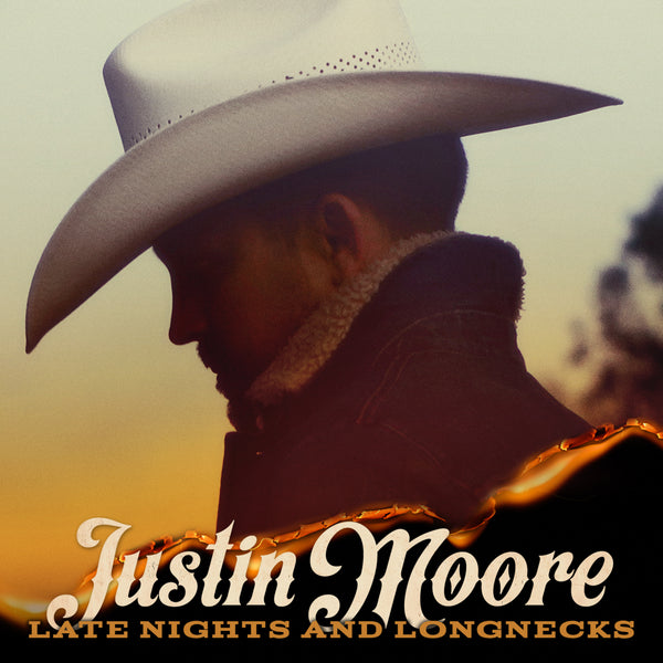 Justin Moore - Late Nights And Longnecks - CD