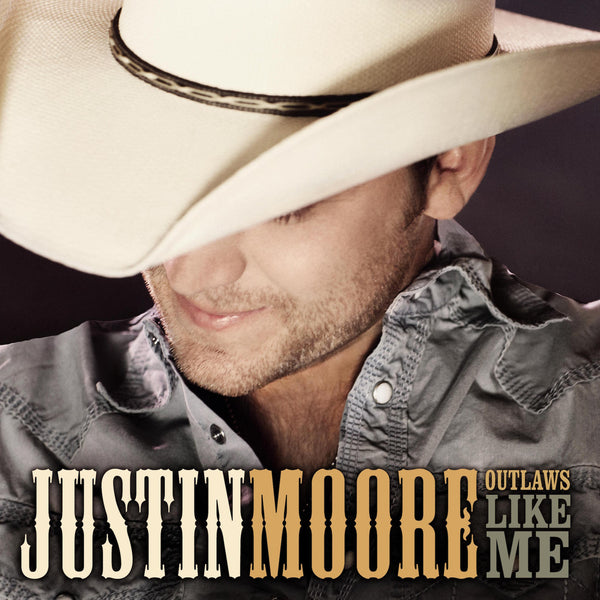 Justin Moore - Outlaws Like Me - Vinyl