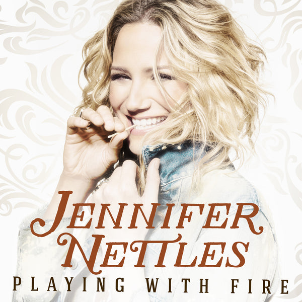 Jennifer Nettles - Playing With Fire - Vinyl