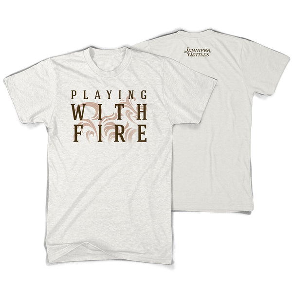 Jennifer Nettles - Playing With Fire Tee