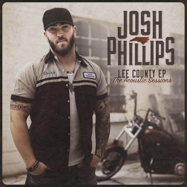 Josh Phillips - Lee County (The Acoustic Sessions EP) - CD