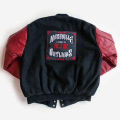 Nashville Outlaws Letterman Jacket