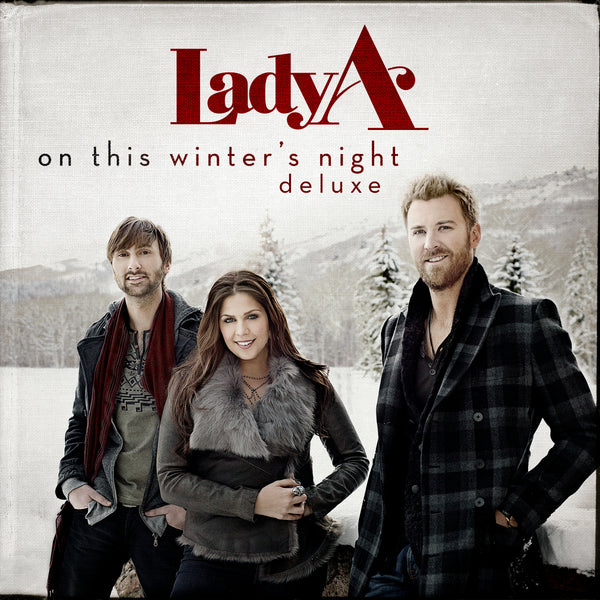 Lady A - On This Winter's Night (Deluxe) - Digital Download