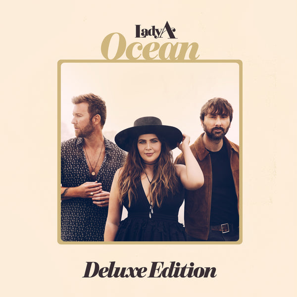 Lady A - Ocean (Deluxe Edition) - Digital Download