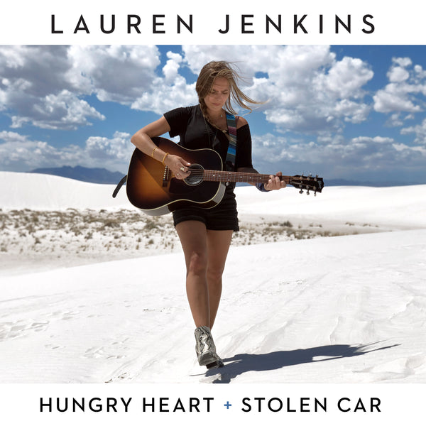 Lauren Jenkins - Hungry Heart / Stolen Car - Digital Download