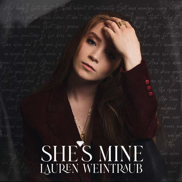 "Lauren Weintraub - ""She's Mine"" - Digital Download"