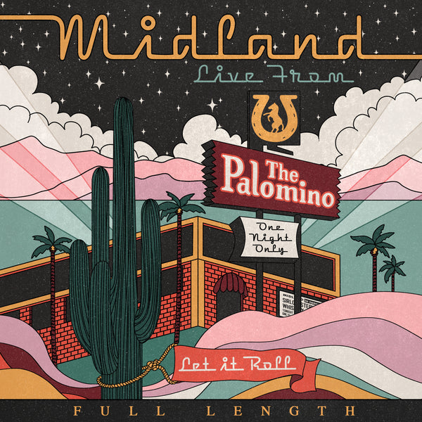 Midland - Live From The Palomino (Full Length) - Digital Download