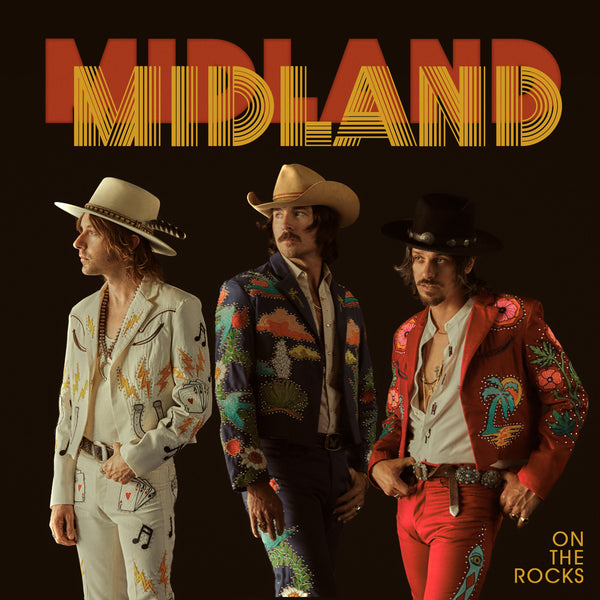 Midland - On The Rocks - CD