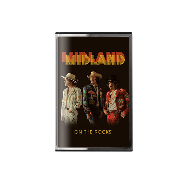 Midland - On The Rocks - Cassette