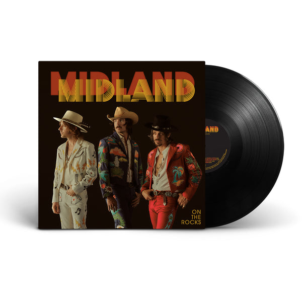 Midland - On The Rocks - Vinyl