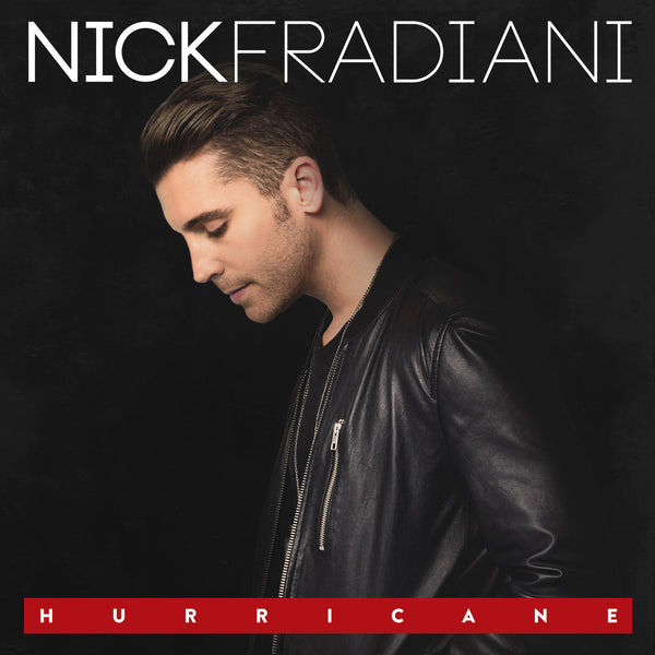 Nick Fradiani - Hurricane - CD